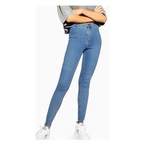 Topshop Bleach Joni Skinny Jeans